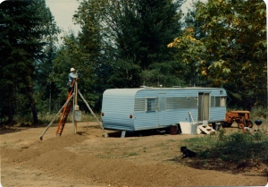 Aug 1983-temporary home