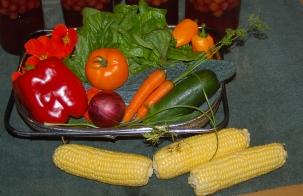 dinner harvest