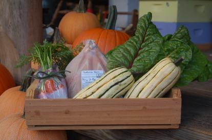 Autumn FarmShare box