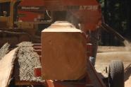 squaring a timber