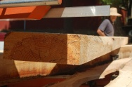 finished beam