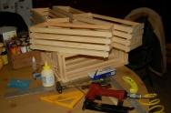 building frames