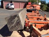 re-sawing old fir beams