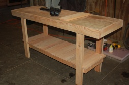 building propagation benches