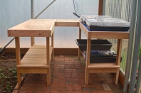 seed propagation benches